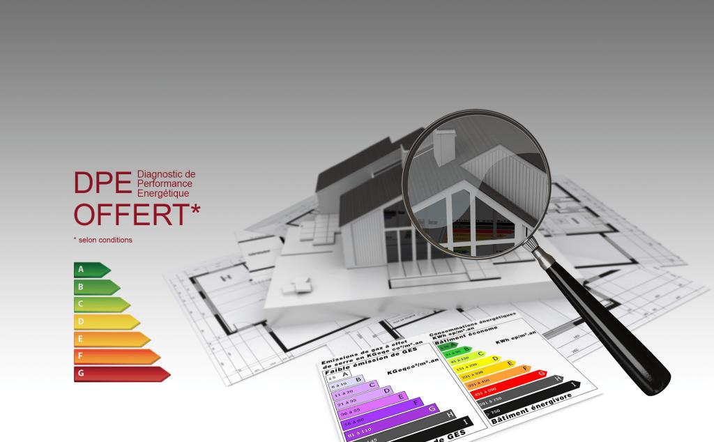dpe diagnostic performance energetique est offert lors du diagnostic immobilier. CDRM ) Perpignan dans les PO réalise des expertises et diagnostics immobiliers : DPE, diagnostiqueur immobilier PO et Aude.